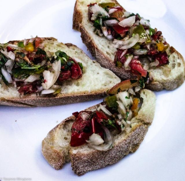 Sicilian Salsa